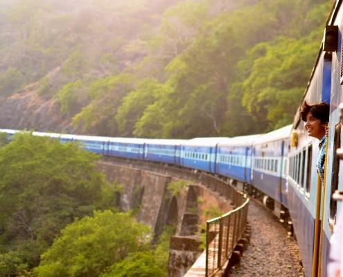 NC Stratégie, voyage en train dans les Cantons-de-l'Est